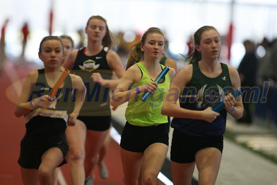 Girls' DMR Gallery 1 - 2018 MITS State Meet