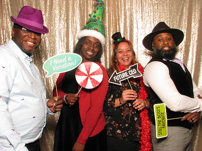 Starbucks Holiday Party