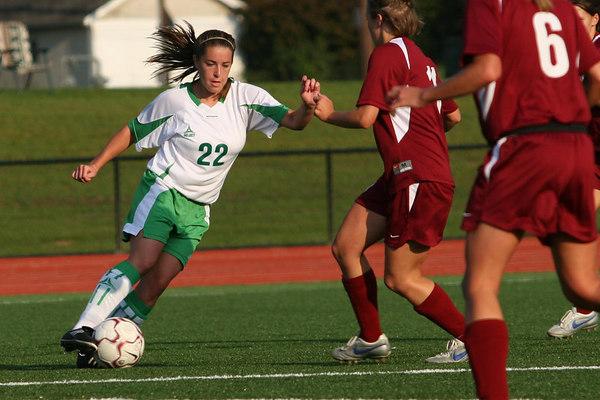women's soccer - 9/27/06