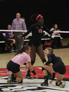 Woman's Volleyball vs High Point University