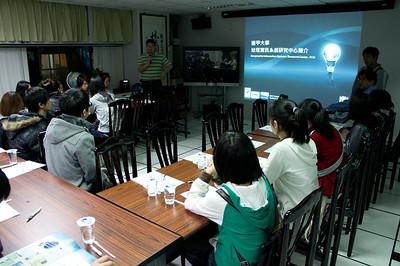 20101117 中州景觀系參訪