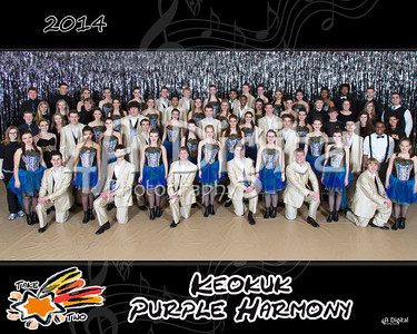 Keokuk Purple Harmony