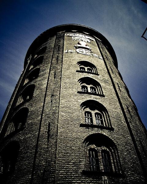 Rundetårn, Round Tower