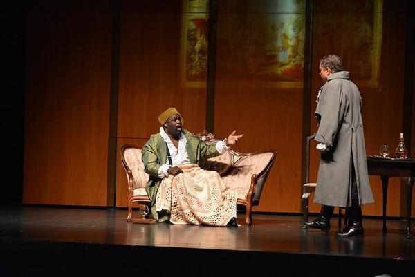 Dialogues of the Carmelites,Opera Theatre at CPCC-Halton Theatre Charlotte