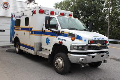 Upper Tract Volunteer Fire Department