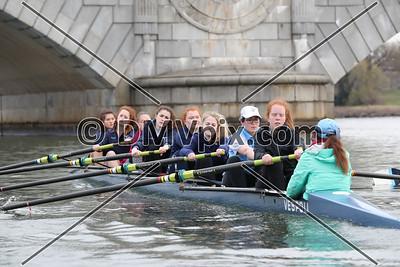 Yorktown Girls Boat 2 (06 Mar 2017)