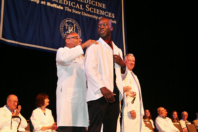 White  Coat Ceremony 2014