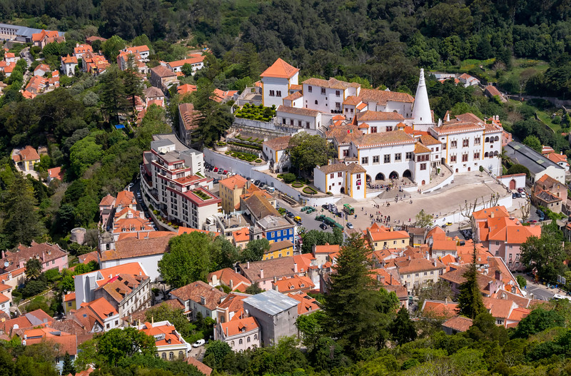 Historic town of Sintra