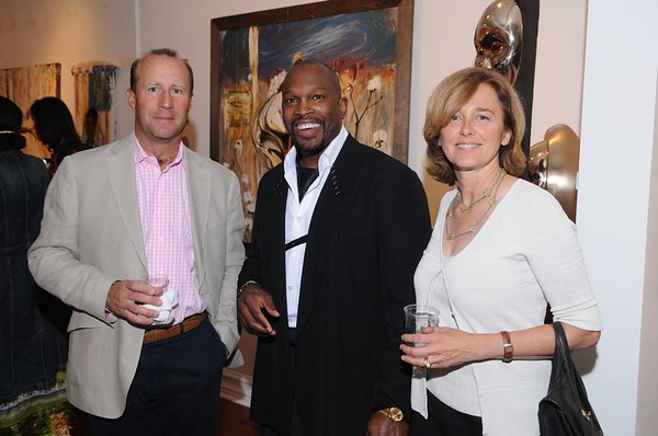 The Muriel Kretchner Gallery - Introducing Famous Artist Chaz Guest - Poetic Emotions