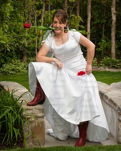 Holly Boyle - Bridal Portrait