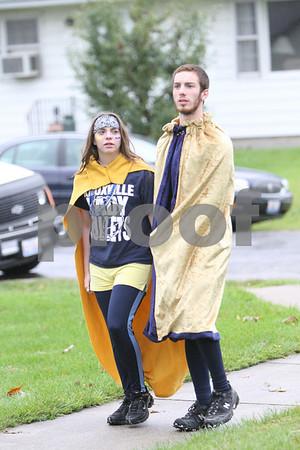 Homecoming Parade 10/09/09
