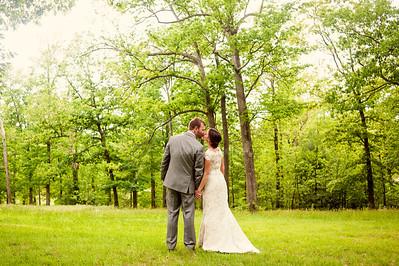 Reid and Hillary (wedding)