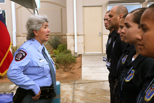 Northwest McAllen Police Community and Training Center
