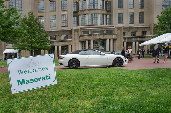 2016 Keeneland Concours d'Elegance