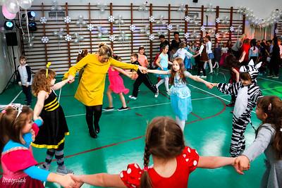 2017-02-09 - Mszczonów - Bal karnawałowy w Szkole Podstawowej