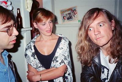 Steffi & Lake's Five Years of Lust Party, Los Angeles, 1991