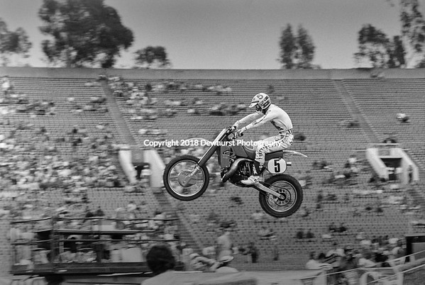 Pasadena Supercross 1984