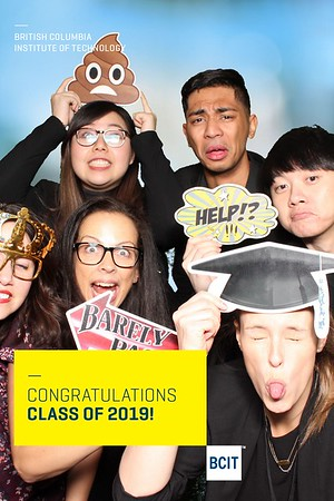 BCIT Convocation Tuesday, February 26, 2019 6:30pm
