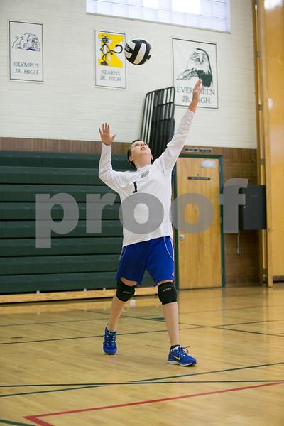 Jace Stephensen Volleyball