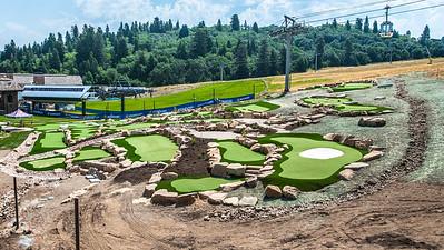 Wild Flower Miniature Golf Course