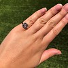 .53ctw Rose Cut Halo Ring, by Single Stone 41