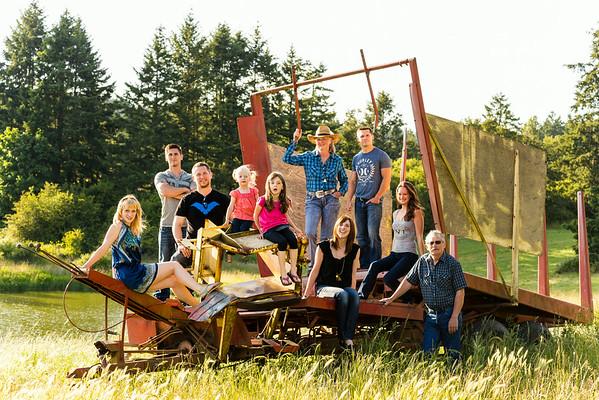 Christison Family 2014