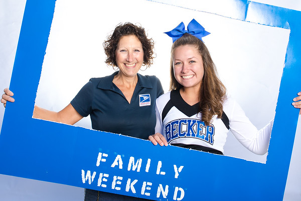 Becker Family Weekend Photo Booth