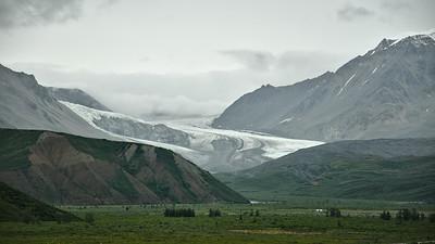Featured Gulkana Glacier