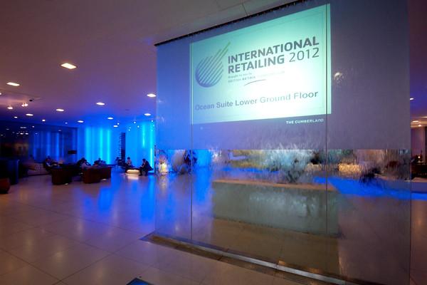 BRC International Retail 2012