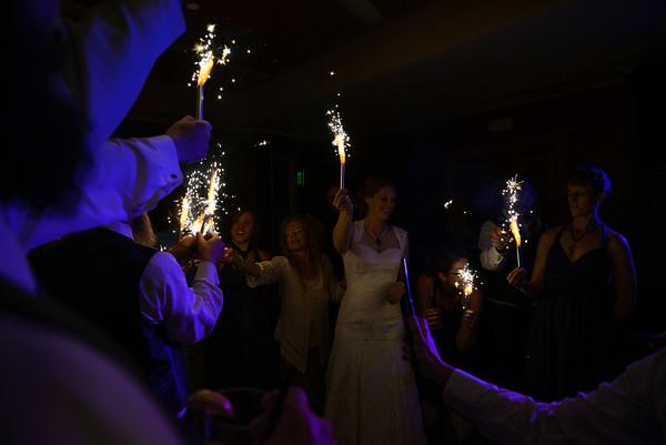 Indoor sparklers