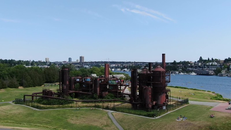 Wallingford - Gasworks Park