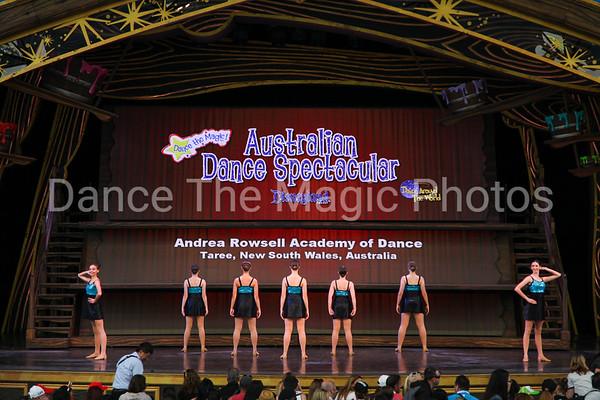 Andrea Rowsell Academy of Dance