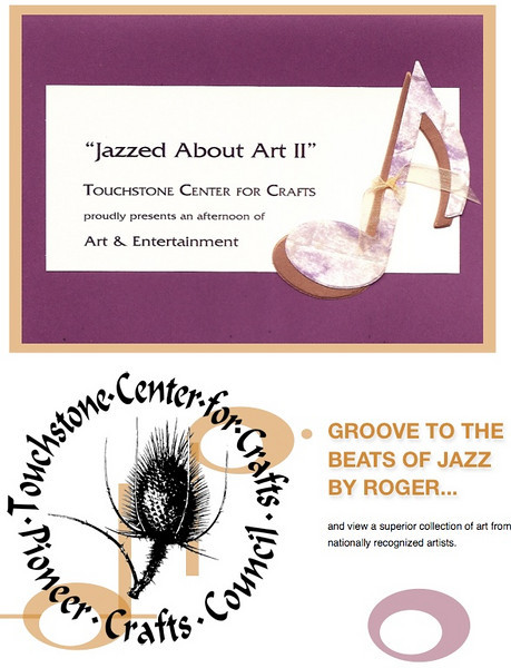 Jazzed About Art II 2007 with Touchstone Center for Crafts