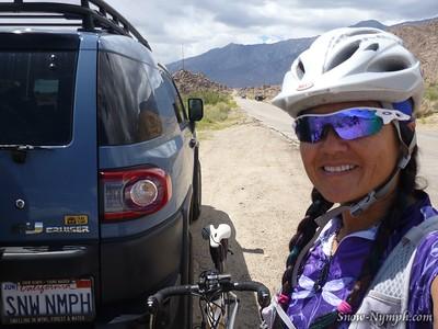 2015 06-10 (June 10) Horseshoe Meadow Road short ride (15 mi)