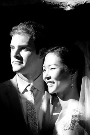 Ji Young Lee and Michael Meyer Wedding
