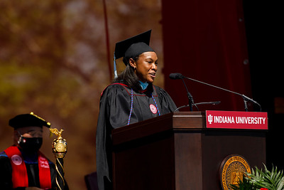 Indiana University Northwest Commencement 2021
