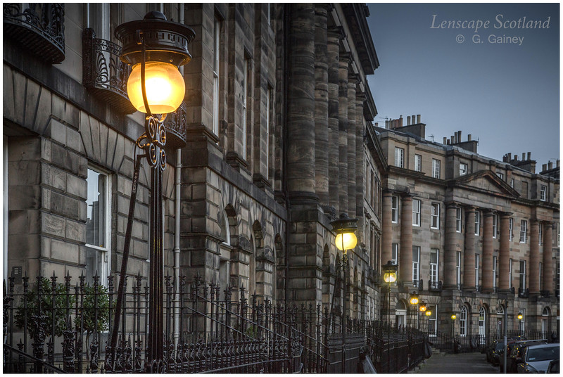 Moray Place lamps 5