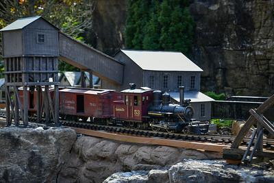 Railway Garden 9/17/21 Indiana
