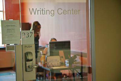 Writing Center 2014