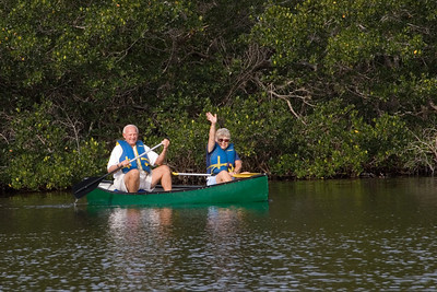Canoeing With Bob and Mary Mae