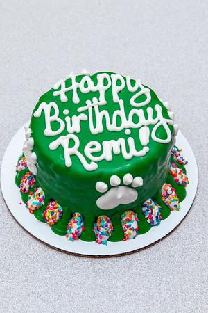 Chimi Angel Remi Cake