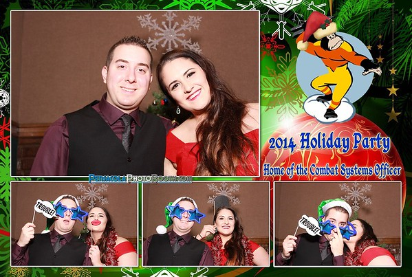 451st Air Force Holiday Party 12-12-2014