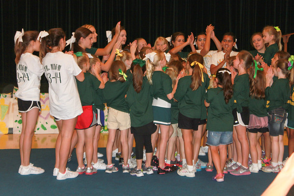 LCA Cheer Camp