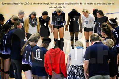 vs. Eastbrook Academy, Hope Christian