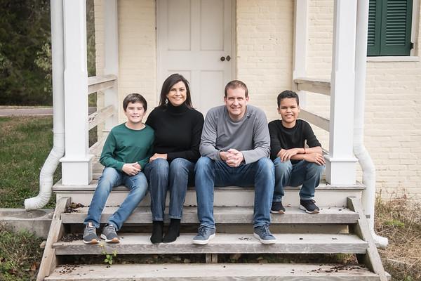 Clark Family Fall 2019