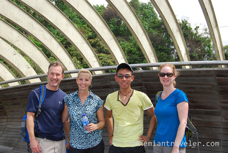 our group on the Henderson Waves Bridge Singapore (3).jpg
