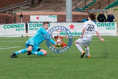 U15 STLFC host FC United