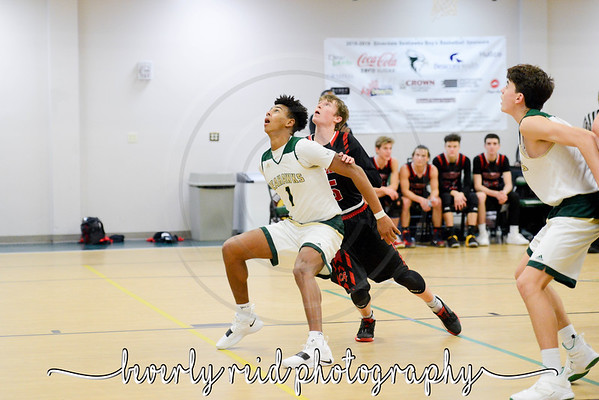 2019-01-14 Silverdale vs Collegedale Academy