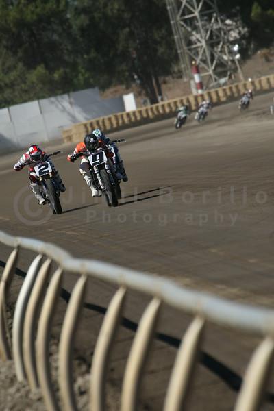 2014 AMA Flat Track Sacramento Mile July 26