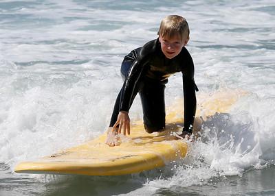 2017_09_23 Surf Camp 25 P2 Boy Blonde Hair WS Black